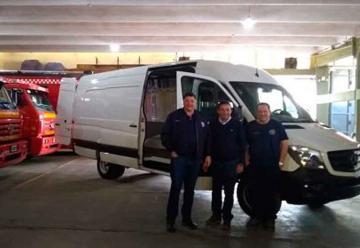 Bomberos de Villa María compró nueva unidad para rescates