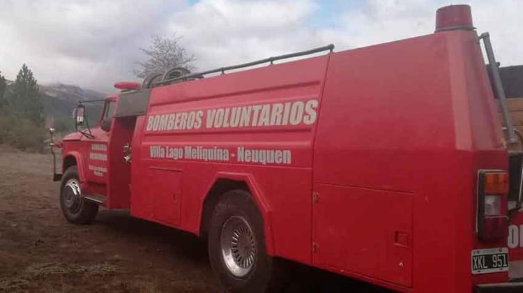 Bomberos Voluntarios de Meliquina fueron víctimas de robo