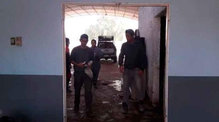 Bomberos Voluntarios de Pocito tiene su propio cuartel
