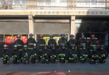 Bomberos de La Calera recibirán terreno para construir su nuevo cuartel