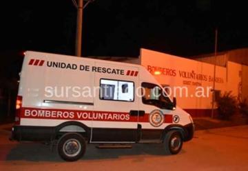 Bomberos de Bandera presentaron su nueva Unidad de Rescate