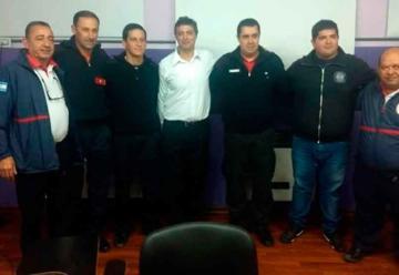 Se constituyó la mutual de Bomberos Voluntarios de Entre Ríos