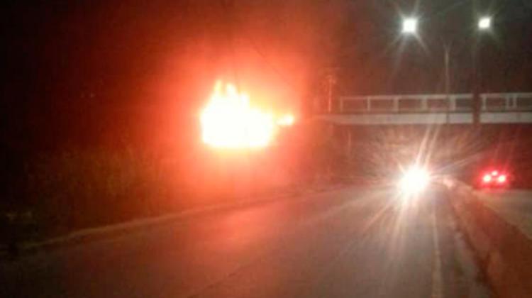 Bomberos no atendieron incendio por falta de unidades