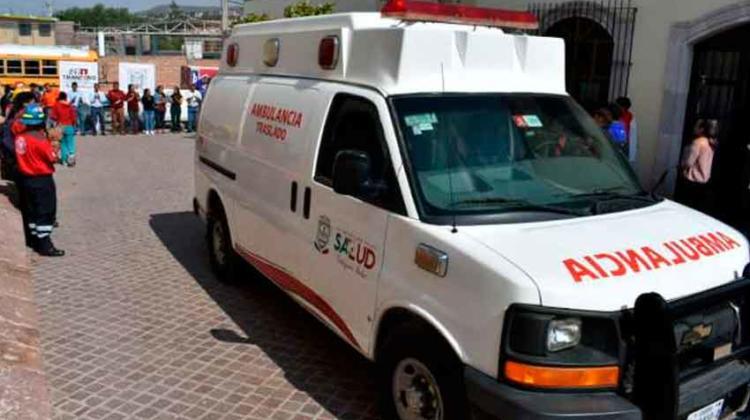 Equipan a bomberos de Trancoso con una ambulancia equipada