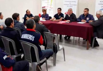 Sede y centro de capacitación para la federación de Bomberos del Chaco
