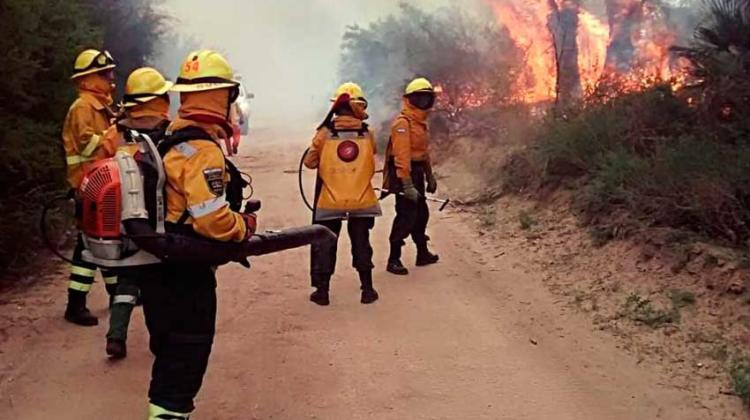 Obra social, aportes y seguro de accidentes para Bomberos Voluntarios