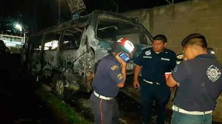 Cuatro Bomberos Municipales fueron atropellados por una motobomba de Bomberos Voluntarios