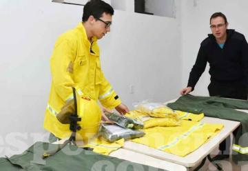 Bomberos Voluntarios de Esperanza adquirió nuevo equipamiento