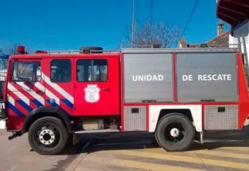 Nueva Autobomba para Bomberos de Pueblo Italiano