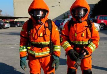 Nuevos equipos para lo bomberos provinciales de Valencia