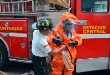 Bomberos Voluntarios lavarán vehículos para recaudar fondos