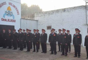 Alvear fue sede de la segunda reunión Federativa
