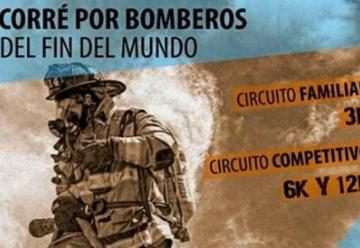 """Se viene el """"Corré por Bomberos de Tierra del Fuego"""""""