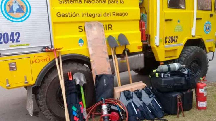 Entregaron a Bomberos una Autobomba y elementos de Rescate Vehicular