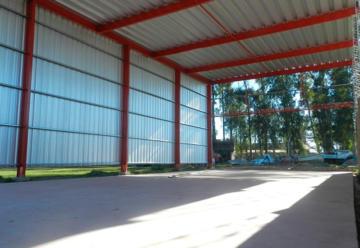 Avanza la construcción del nuevo cuartel de bomberos