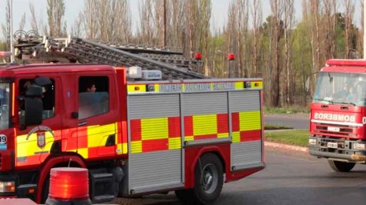 Llamó a bomberos quejándose porque iban rápido a un incendio