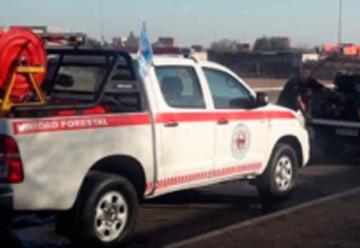 Los bomberos de La Punta adquirieron equipamiento