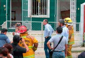 Tres bomberos lesionados tras explosión en Las Fuentes