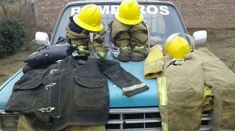 Cerró un cuartel de bomberos por falta de recursos y apoyo