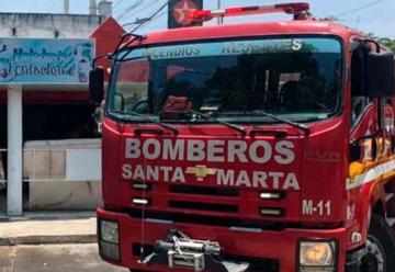 Demanda Millonaria contra bomberos por incendio en un mercado