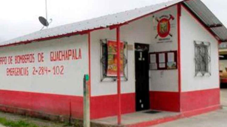 El Cuerpo de Bomberos de Guachapala tendrá nueva estación