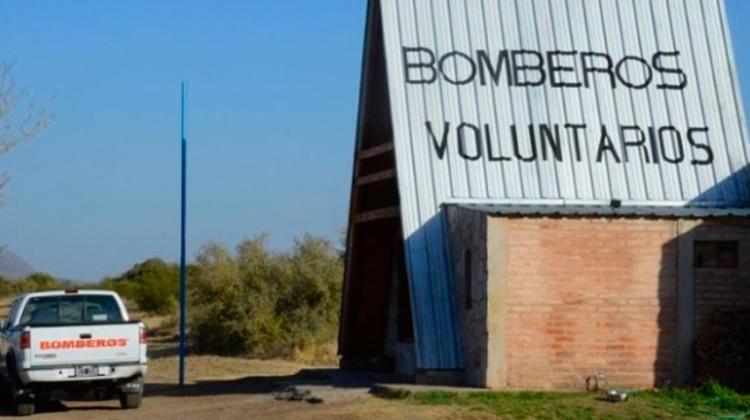 Con graves denuncias echaron a la jefa del cuartel de La Punta