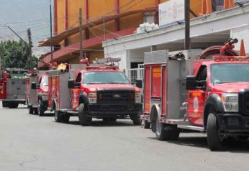 Bomberos de Torreón contarán con una nueva máquina