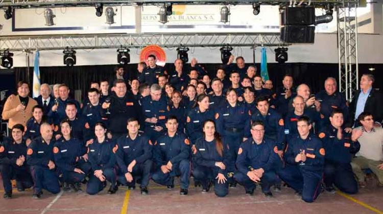 62º aniversario de los Bomberos Voluntarios de Gral. Rodríguez
