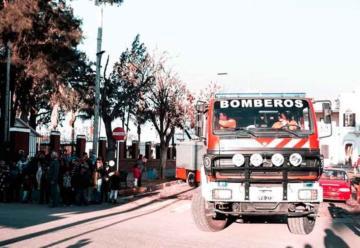 La gente ayudó a los bomberos de Río Cuarto a pagar $80 mil de luz