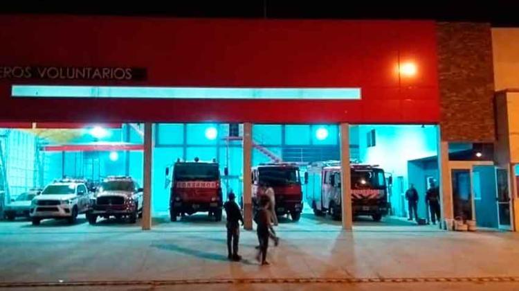 Bomberos de Urdinarrain cuentan con nuevo cuartel