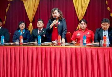 Bomberos de Tacna venderán rifas para reparar ambulancia