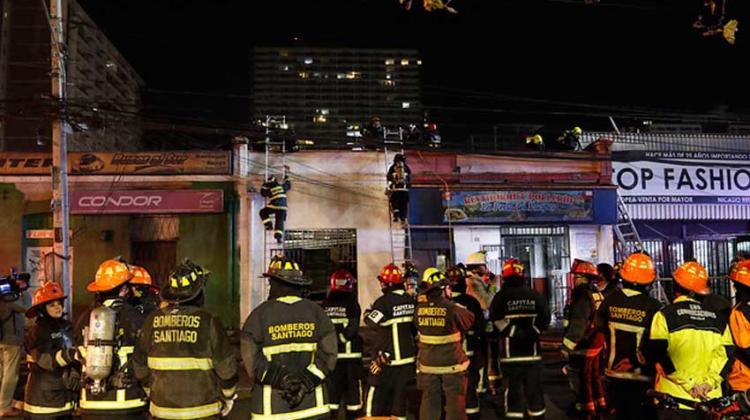 Apagar incendios y salvar vidas de forma voluntaria