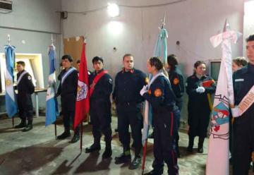 Bomberos de Plaza Huincul festejaron sus 19 años de servicio
