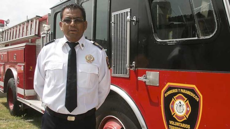 Bomberos de Tequisquiapan requieren equipos de protección nuevos