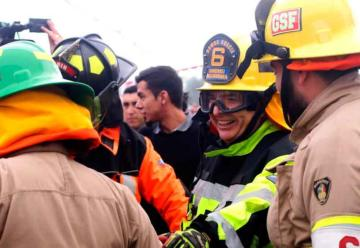 Gobierno anunció proyecto que sanciona agresiones a bomberos