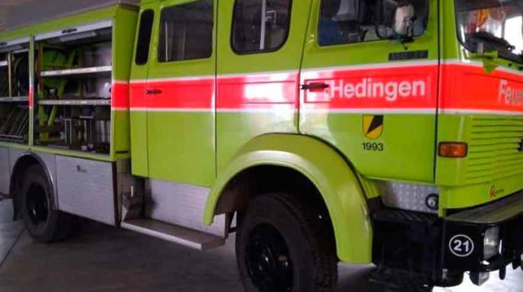 Bomberos Voluntarios de Laprida recibirá una autobomba