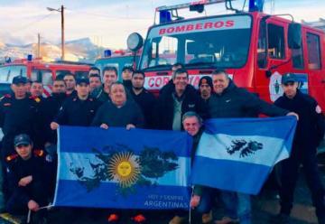 Bomberos de Corcovado adquirieron una nueva unidad