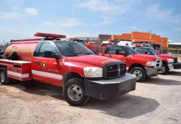 Bomberos de Tequisquiapan requieren equipo para su trabajo