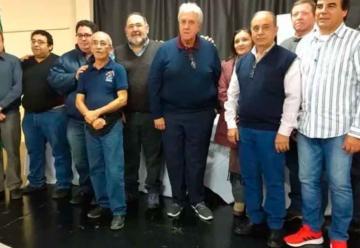 Nueva conducción en la Federación de Bomberos de Rio Negro