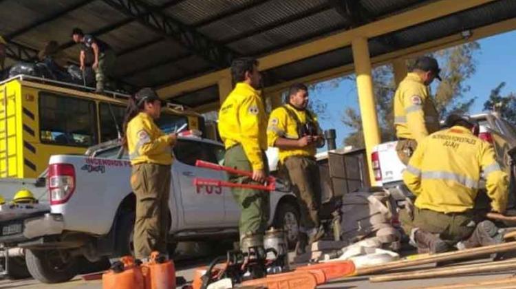 Pretendían vender combustible a precio Internacional a Bomberos de Jujuy