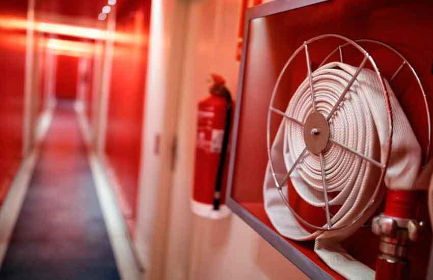 ¿Quién es responsable de la protección contra incendios?
