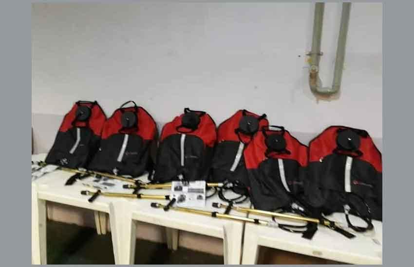 Bomberos Voluntarios de 25 de Mayo con nuevo equipamiento