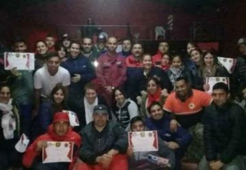 Cierra el cuartel de bomberos voluntarios de Huillapima
