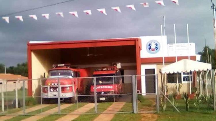 Atacan móvil de bomberos de Itá por tres desconocidos