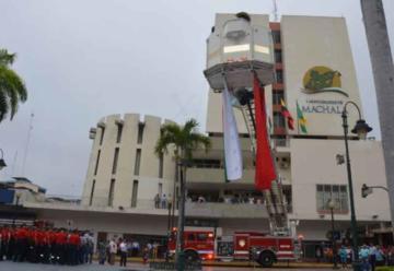 Bomberos poseen unidad que servirá para rescatar víctimas de edificios