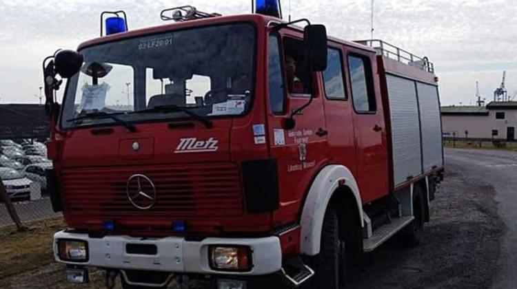 """Los bomberos del cuartel """"17 de Octubre"""" tendrán su primera autobomba"""