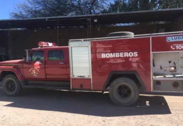 Sumampa tendrá su primer cuerpo de bomberos