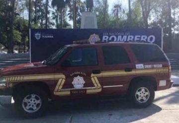 Camioneta de bomberos no ha sido recuperada