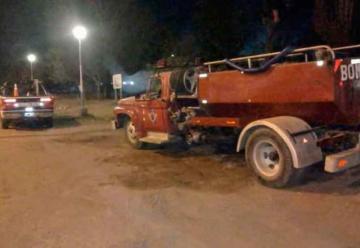 Bomberos de Santa Isabel nuevamente operativos