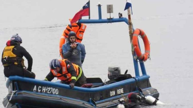 Bomberos cuenta con nuevo grupo de rescate subacuático